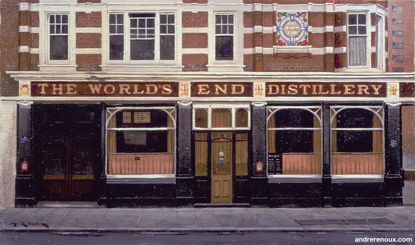 The World's End Distillery