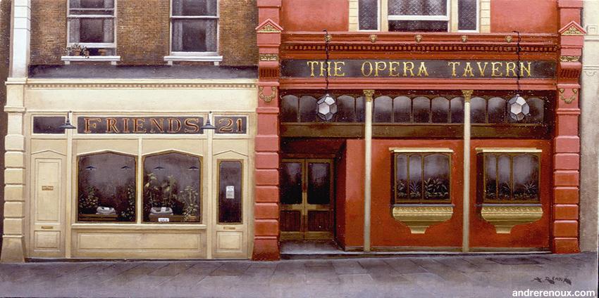 The Opera Tavern