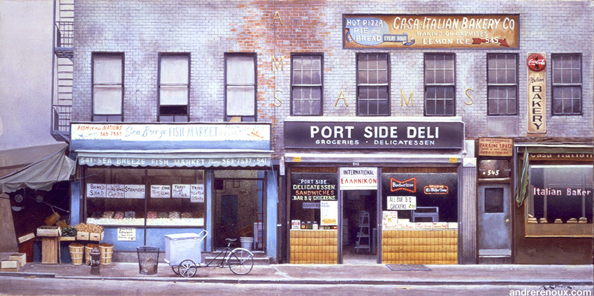 Port Side Deli