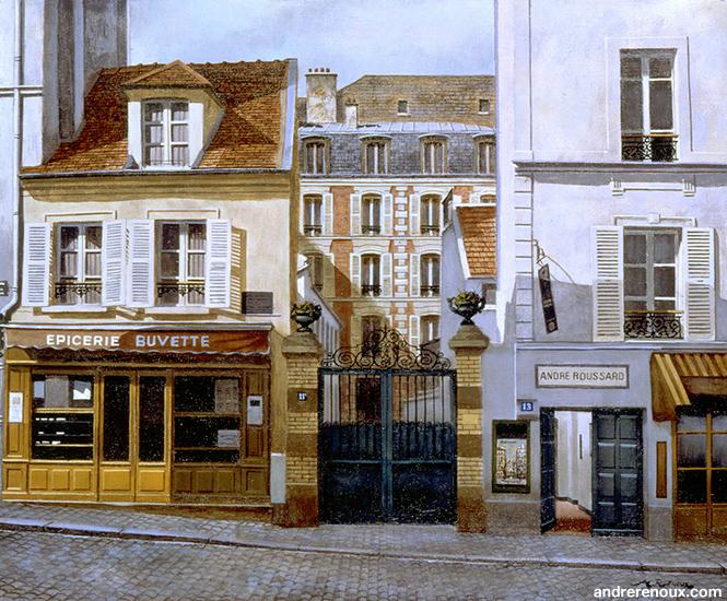13 Rue Du Mont-Cenis