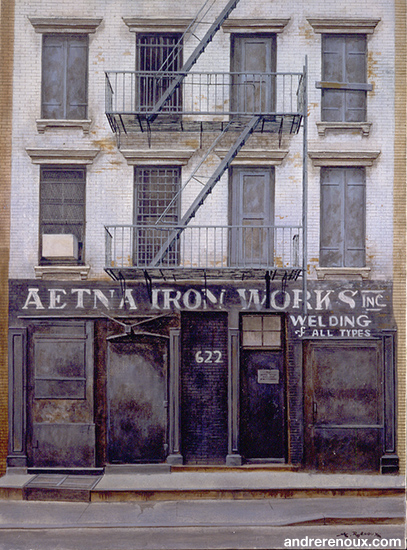 Aetna Iron Works