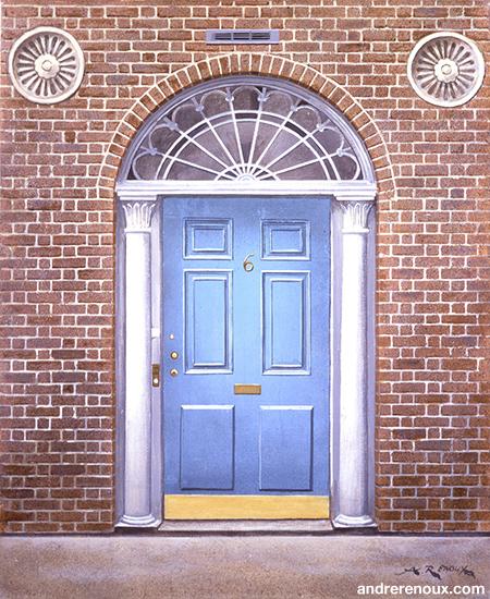 Porte Bleue Sutton Garden