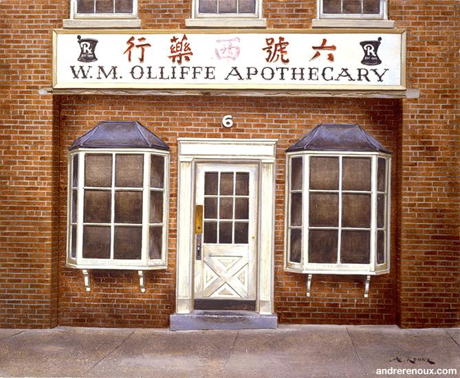 W. M. Olliffe Apothecary