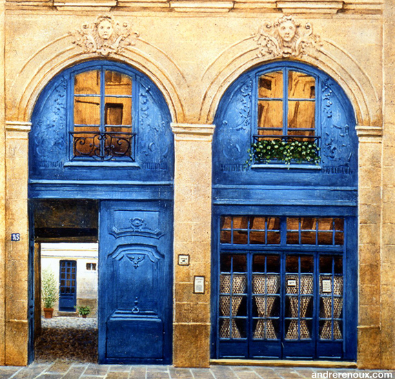 35 Rue De La Harpe