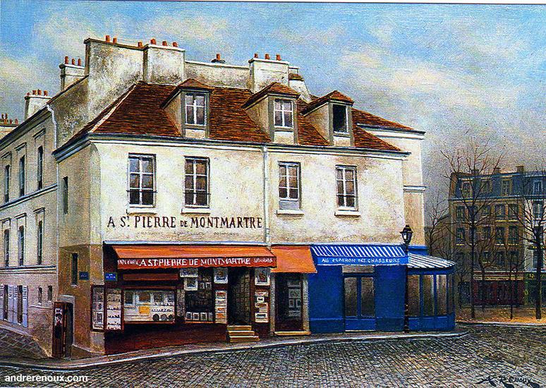 A St Pierre De Montmartre