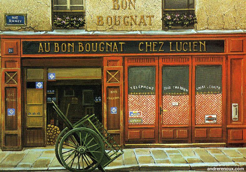 Au Bon Bougnat Chez Lucien