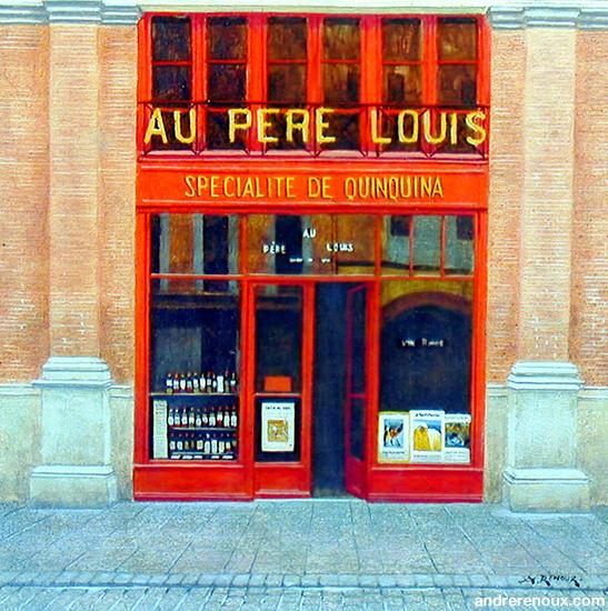 Au Père Louis Toulouse
