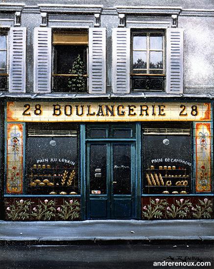 Boulangerie Parisienne II