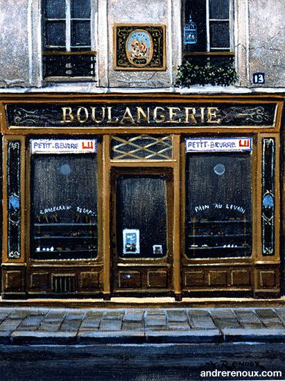 Boulangerie Parisienne III