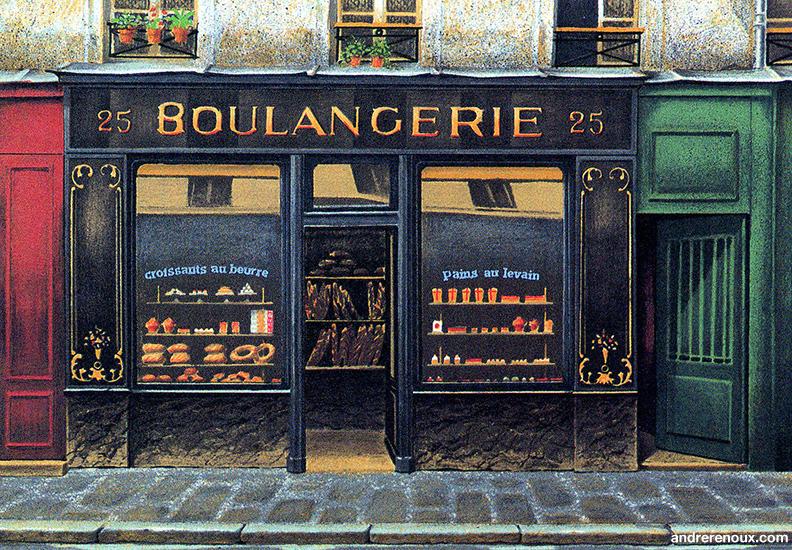 Boulangerie Parisienne IV