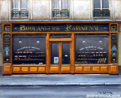Boulangerie Parisienne I