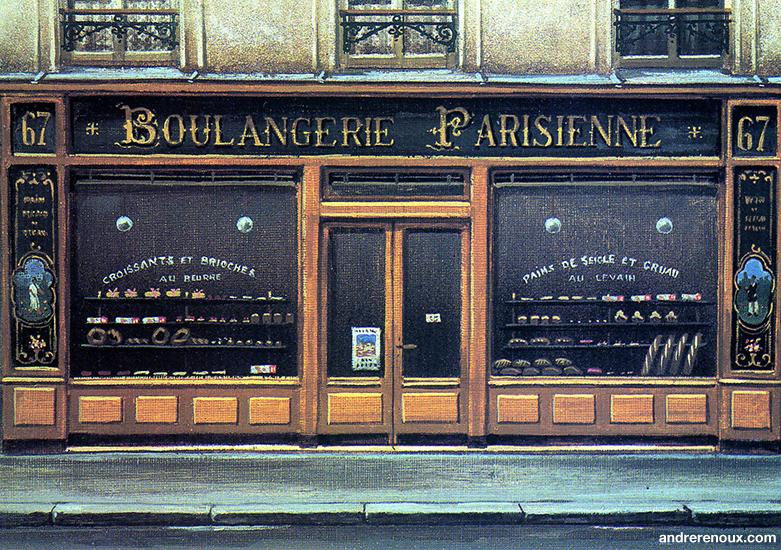 Boulangerie Parisienne VII