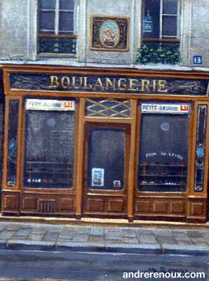 Boulangerie V