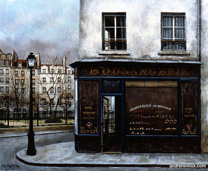Boulangerie Du Square