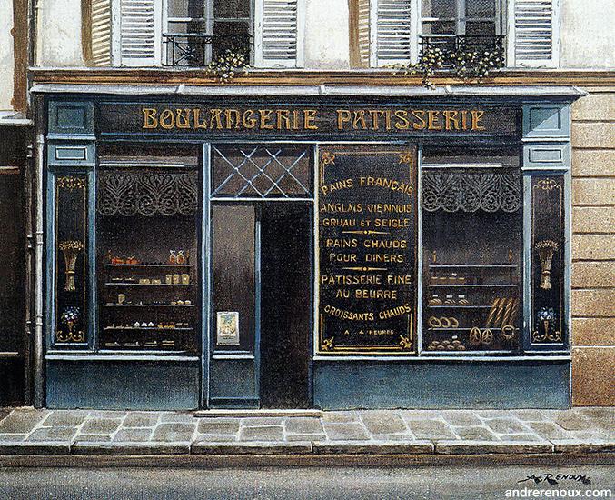 Boulangerie Patisserie VI