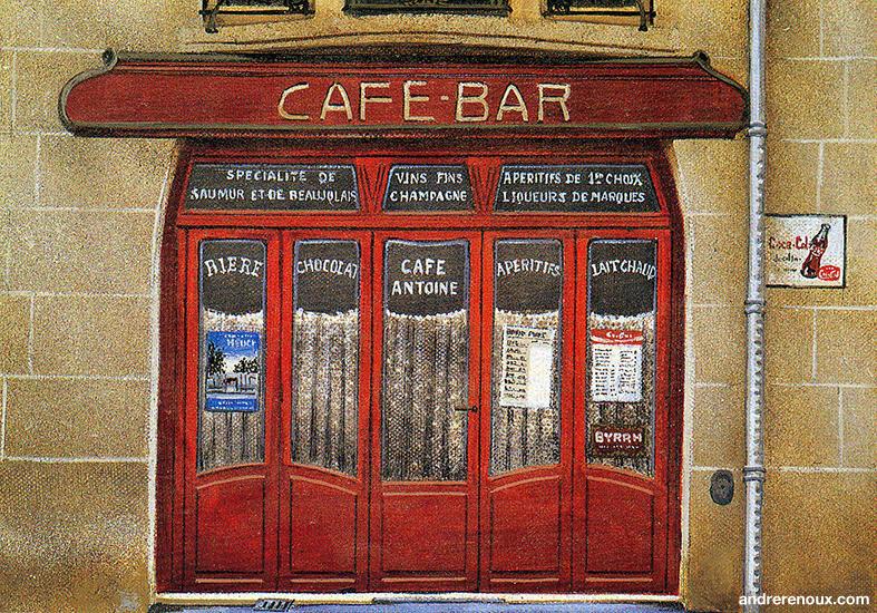 Café Bar Du XVIe