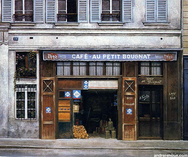 Café Au Petit Bougnat