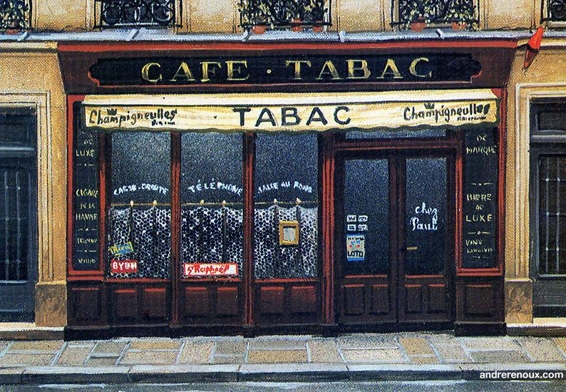 Cafe Tabac I