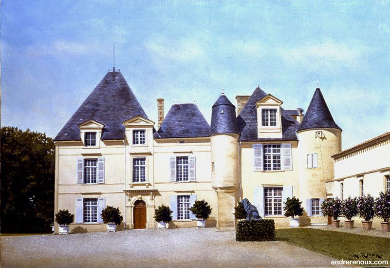 Château Haut Brion IV