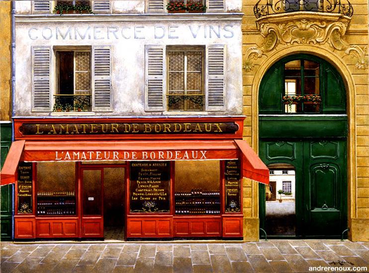 Commerce De Vins L'Amateur De Bordeaux