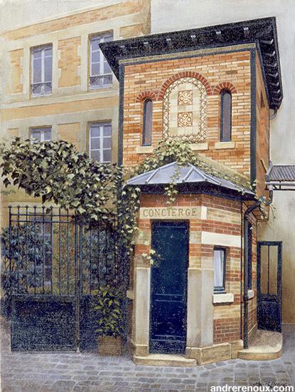 Concierge Rue Des St-Pères
