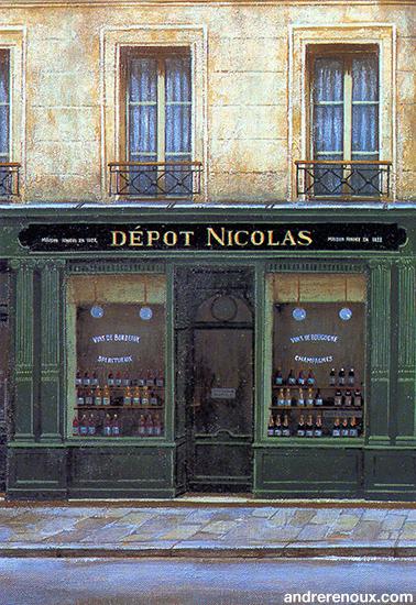 Dépot Nicolas