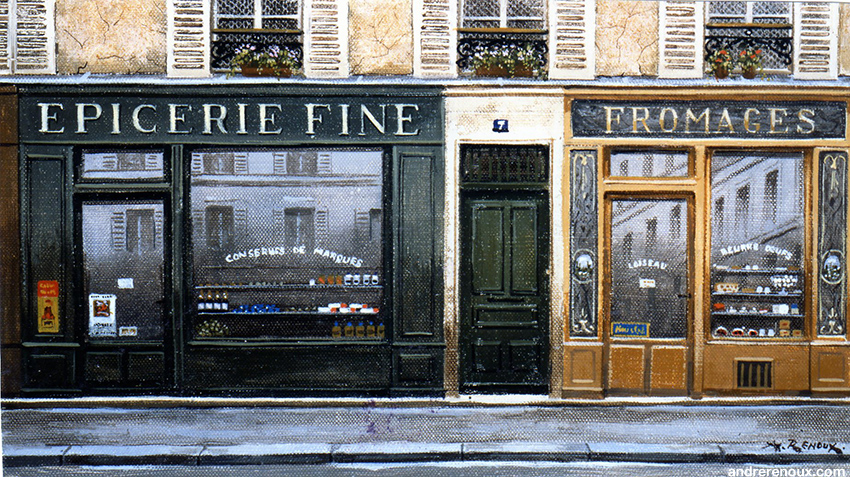 Epicerie Fine Fromages