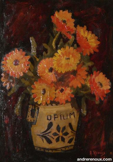 Fleurs 1962