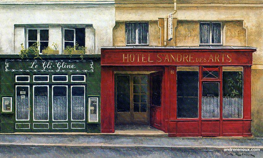 Hotel St André Des Arts