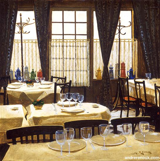 Intérieur Les Cafetières