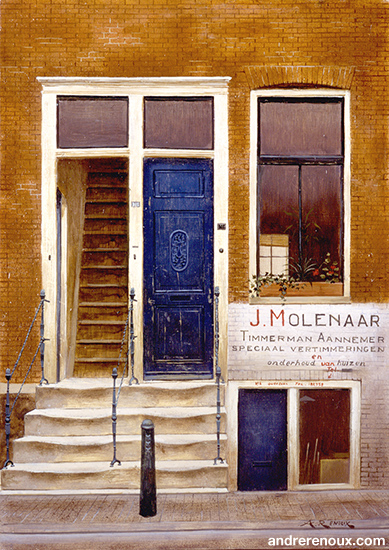 J. Molenaar à Amsterdam