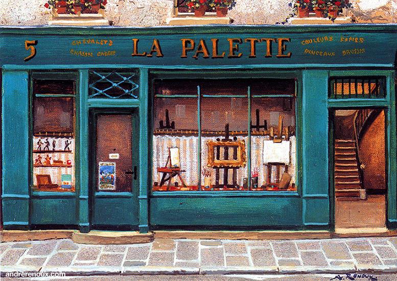 La Palette II