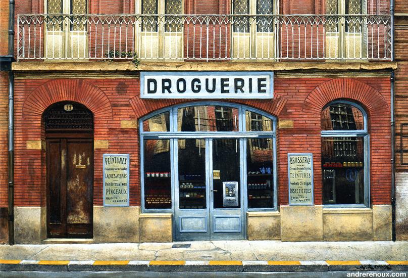 La Droguerie Toulouse