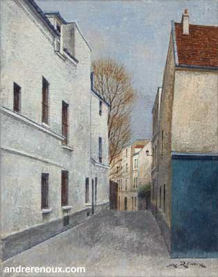 La Rue Saint Rustique La Plus Vieille Rue De Montmartre