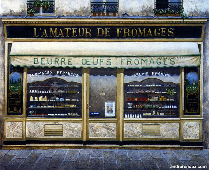 L'Amateur De Fromages