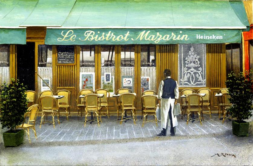 Le Bistrot Mazarin