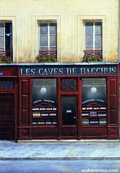 Les Caves De Bacchus