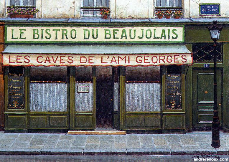 Les Caves De l'Ami Georges