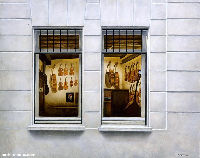 Luthier Rue Elzevir