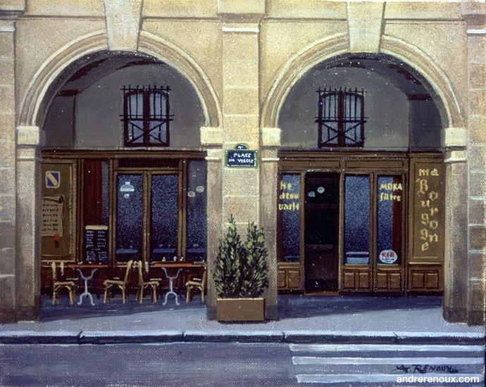 Ma Bourgogne Place Des Vosges