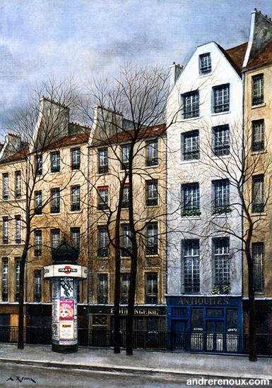 Rue Saint-Victor