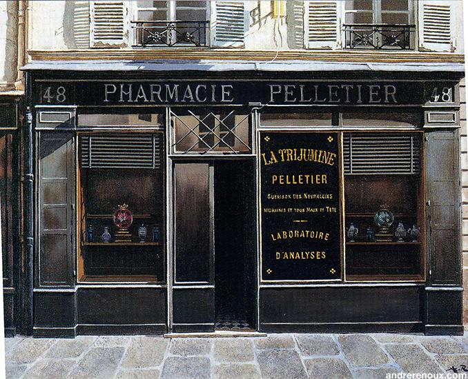 Pharmacie Pelletier