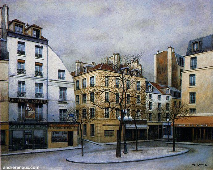 Place De La Contrescarpe III