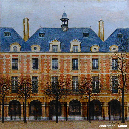 Place Des Vosges I