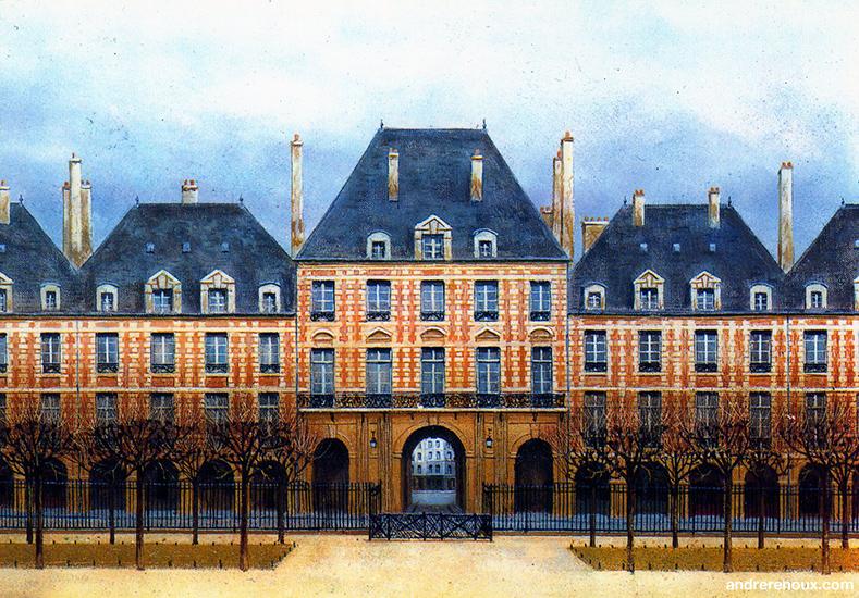 Place Des Vosges II