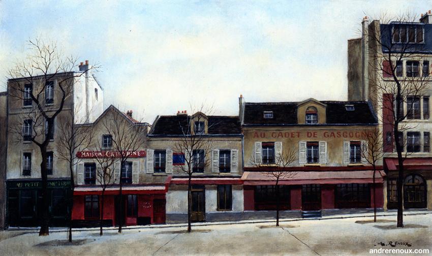 Place Du Tertre I