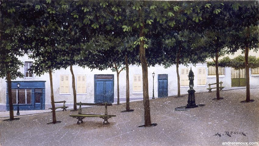 Place Du Bateau Lavoir I