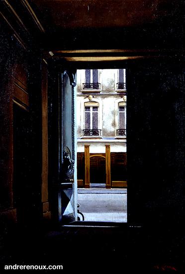 Porte Rue De Tournon