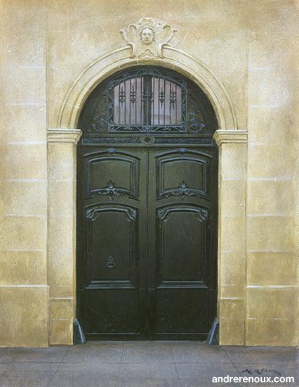 Porte Verte