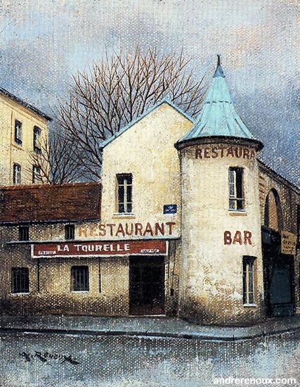 Restaurant La Tourelle